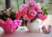 Puzzle belles fleurs