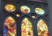 Vitrail Sagrada Familia