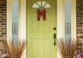Doors - Coral front door