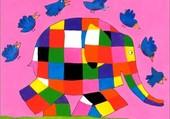 Puzzle Elmer et ses amis