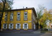 façade de russie