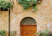 Doors - Pienza - Tuscany - Italy