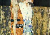 les trois ages de la femme- Klimt