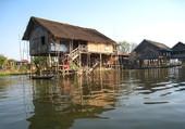 Lac Inle en Birmanie