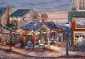 galerie Montmartre par Obrien