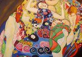 Puzzle les vierges de Klimt