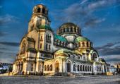 Cathédrale Alexander Nevski Sofia