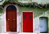 Puzzle Doors - Italy