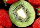 Kiwi fraises