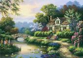 beau paysage