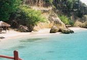 Petite plage paradisiaque