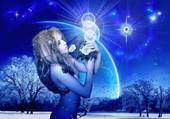 la fée bleu