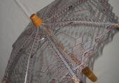 ombrelle en dentelle