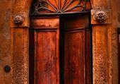 Doors - Brown