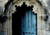 Puzzle Doors - Blue