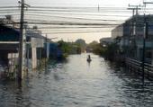 Innondations en Thaïlande