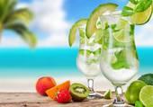 cocktail citron vert