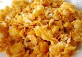 Puzzle corn flakes