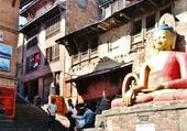 vieux Kathmandou