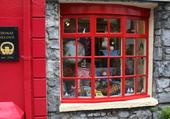 vitrine Irlandaise