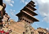 la pagode a cinq étages
