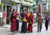 Puzzle Les moines de Gangtok