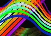 courbes de couleurs