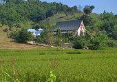 Eglise en Thaïlande