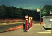 Gas, 1940 E.Hopper