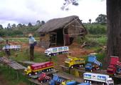 Fabricant de jouets à Madagascar