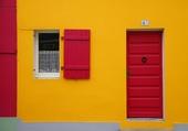 Puzzle la porte rouge