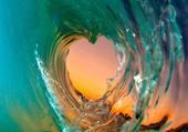 coeur de vague