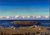 Island Coast of the Maine