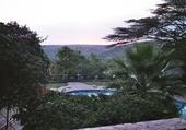 lever de soleil - Kenya