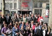 Puzzle Rencontre Paris 2013
