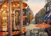 brasserie fleurie par V. Suljak