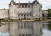 Puzzle Chateau de la Roche Courbon