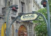 Puzzle station métro st michel Paris