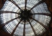 dôme  Galeries Lafayette