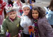le carnaval à l' école primere