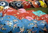 Les ombrelles de Chiang Maï