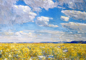 Afternoon Sky Childe Hassam