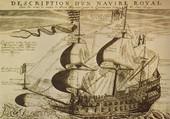 Description d'un vaisseau royal