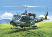 hélicoptère HUEY