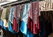Puzzle foulards