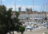Port de St Martin Ile de Ré