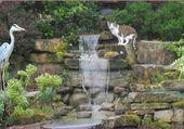 Le heron et le Chat