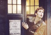 10th Doctor &Tardis