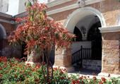 Monastère au Pérou