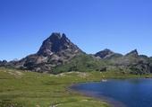 Pic du midi d'Ossau / lac d'Ayous